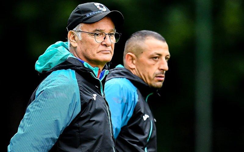 Ranieri torna in Serie A proprio contro la sua Roma