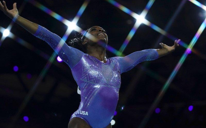 Da oggi, nessun altro atleta ha vinto tanto quanto Simone Biles