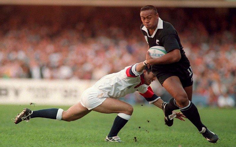 Le quattro mete di Jonah Lomu che cambiarono il rugby, nel 1995