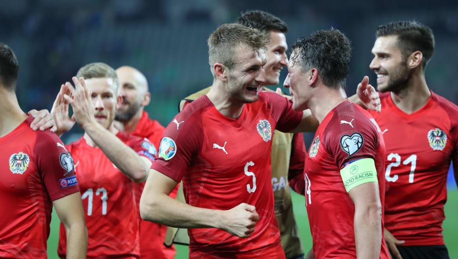 Austria verso Euro 2020