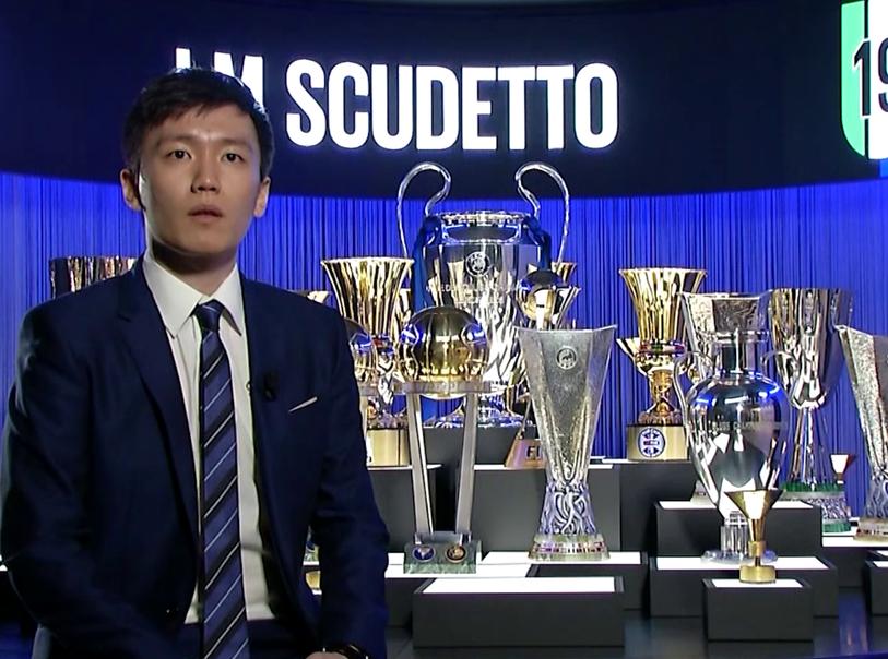 Zhang dopo che Oaktree Finanzia l'Inter
