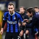 Conte lascia l'Inter