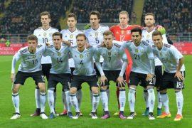 Germania Euro 2020 in posa