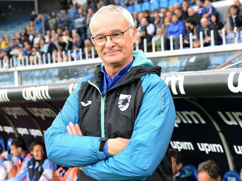 Ranieri lascia la sampdoria