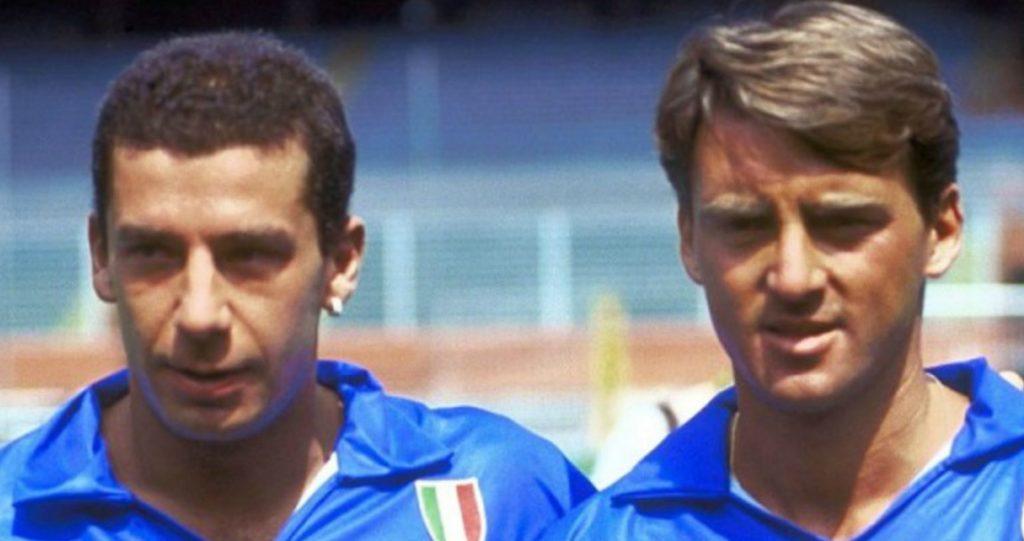Mancini e Vialli