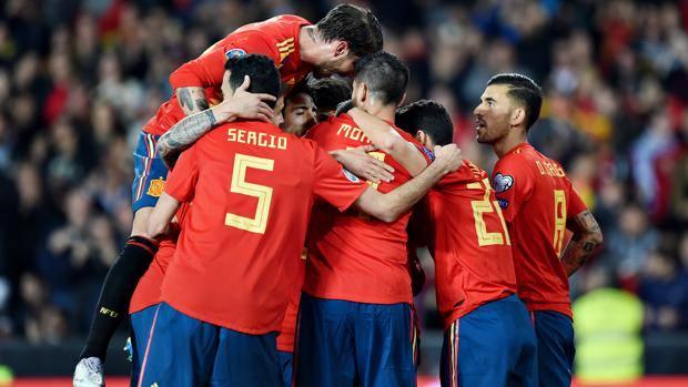 Spagna verso gli Europei 2020