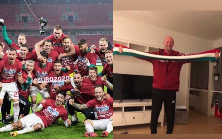 Squadra Ungherese Europei 2020