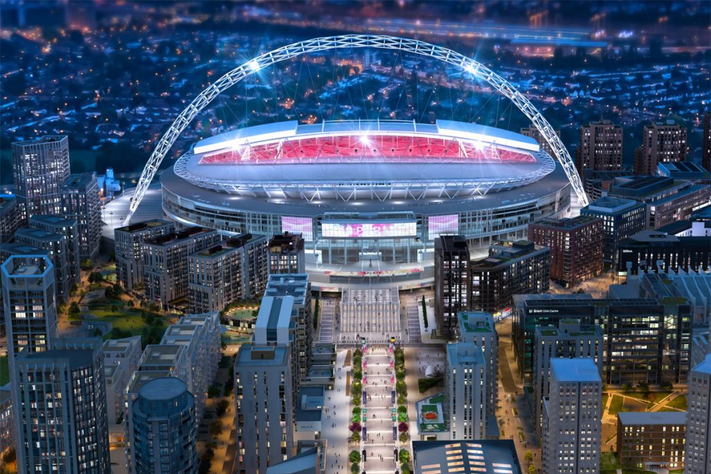 Stadio Wembley Euro 2020