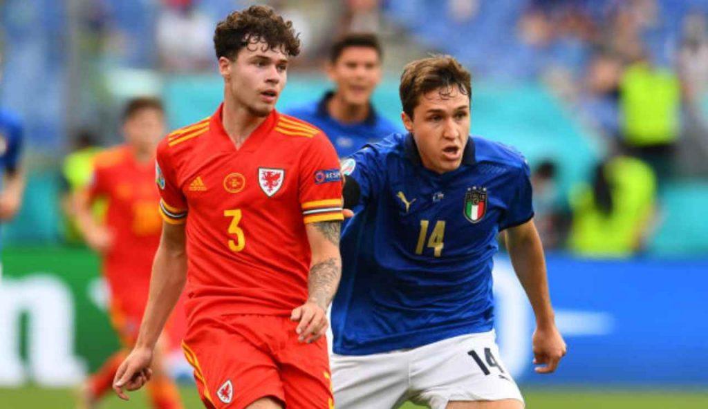 Italia Galles euro 2020