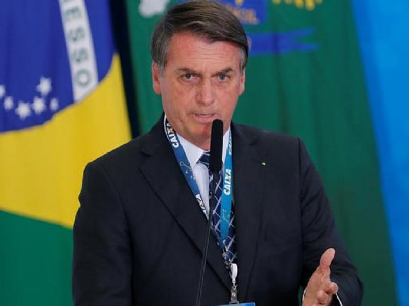 Bolsonaro al centro della Polemica per la Coppa America Brasile