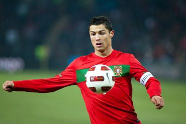 Cristiano Ronaldo che giocherà in Portogallo Germania euro 2020