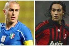 Nesta e Cannavaro tra i migliori difensori afftontati