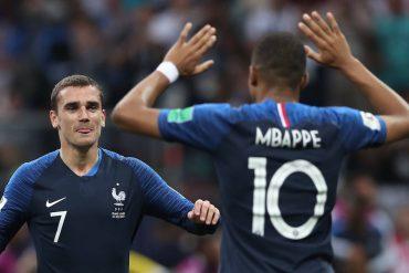 Mbappé lascia il rigore a Messi