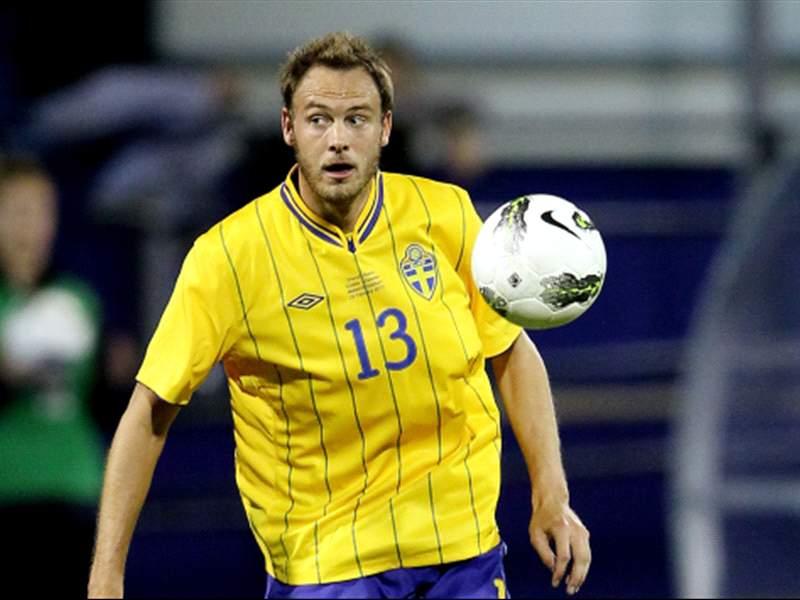 Granqvist che lascia il calcio