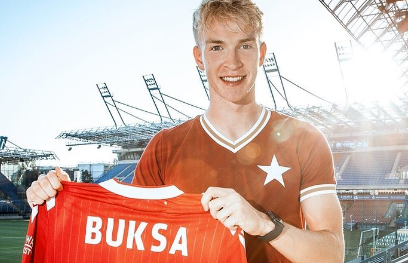 Buksa nuovo giocatore del Genoa