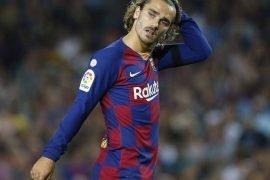 Griezmann che può passare all'Atletico Madrid