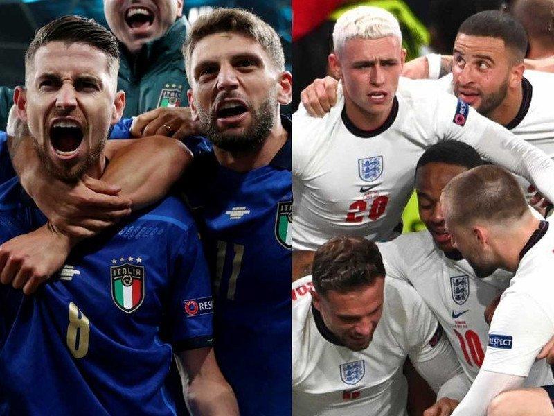 Italia Inghilterra finale Euro 2020