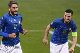 Italia che ottiene la vittoria di Euro 2020