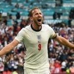 Kane porta l'Inghilterra in semifinale euro 2020