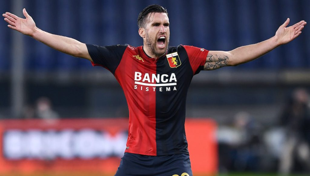 Strootman nuovo giocatore del Cagliari