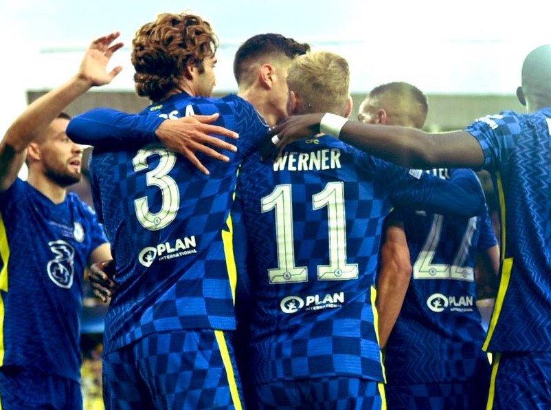 Chelsea vince la Supercoppa Europea