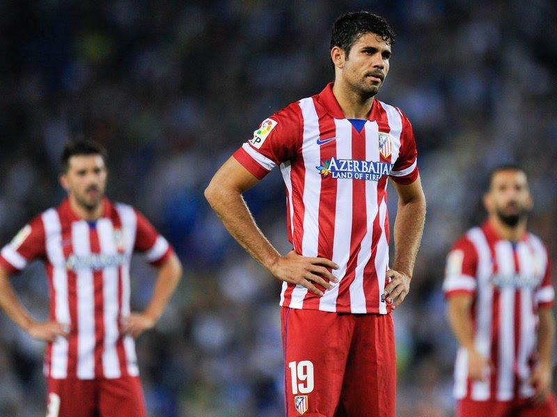 Diego Costa in contatto con il Besiktas