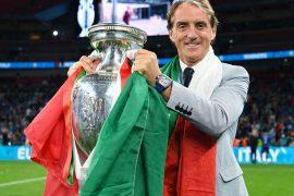 Mancini che ha diramato le convocazioni per le qualificazioni ai Mondiali 2022 in Qatar
