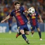 Messi conferenza stampa d'addio
