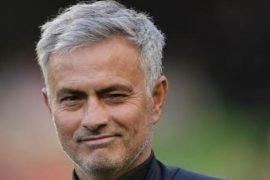 Reazione di Mourinho