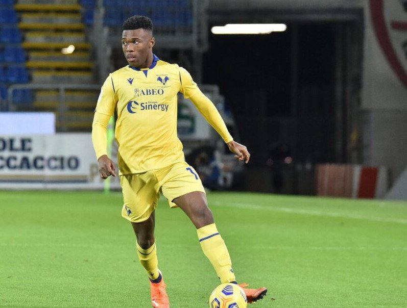 Udogie nuovo giocatore dell'Udinese