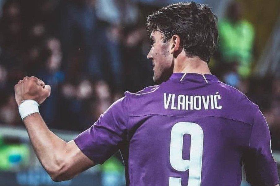 Vlahovic autore di una grande partenza della Fiorentina di Italiano
