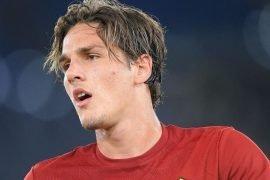 Zaniolo nella partita della Roma che va ai gironi di Conference League