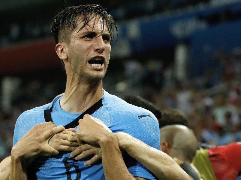 Bentancur infortunato con l'Uruguay nelle qualificazioni ai Mondiali 2022 Qatar