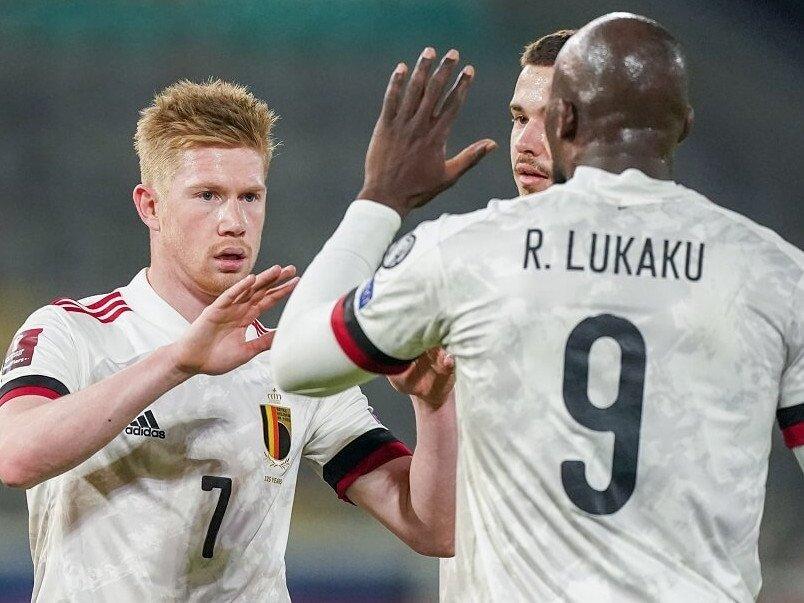 Belgio che sta andando bene nelle qualificazioni ai Mondiali 2022 in Qatar
