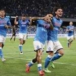 Napoli che andrà in campo nelle gare di Europa league del 16 settembre