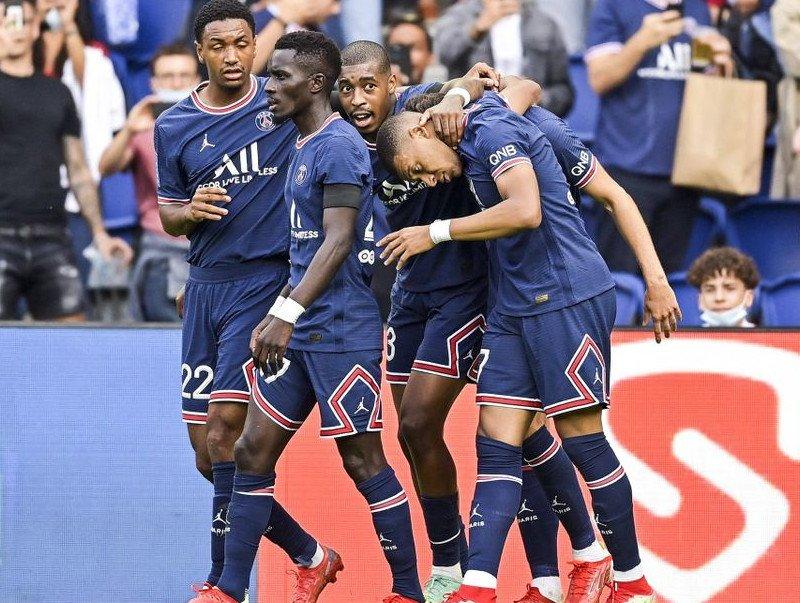 PSG impegnato nelle partite del 17-18-19 settembre della ligue1