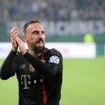 Ribery che è un nuovo giocatore della Salernitana