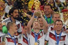 Storia mondiali 2014 Germania Campione