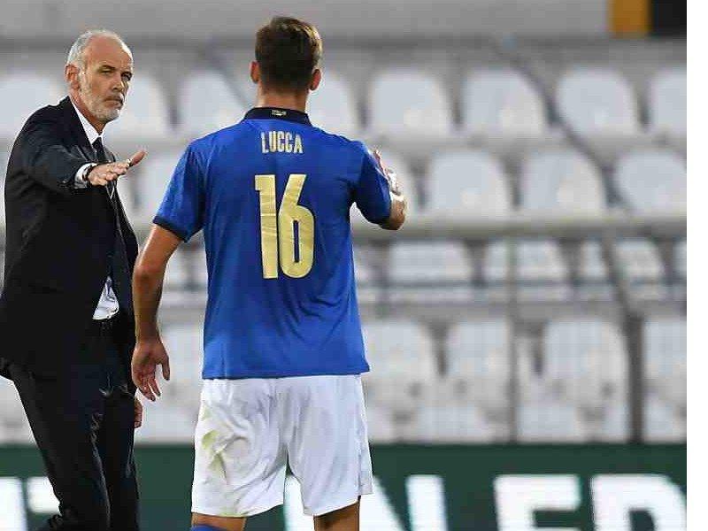 Lucca miglior giocatore della Serie B