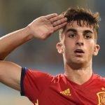 la Spagna batte l'Italia Nations League 2021
